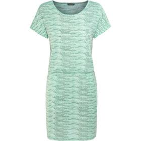 Meru Lille Drirelease Dress Dam turquoise